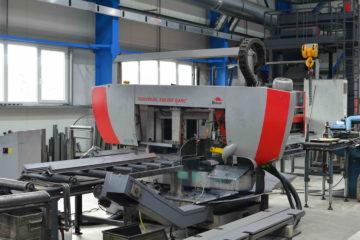 CNC Pila Bomar